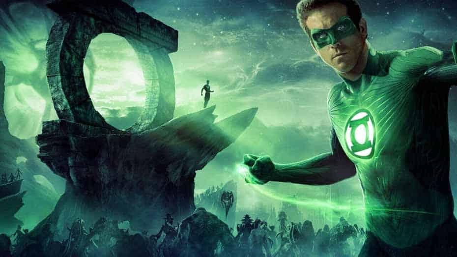 A Green Lantern Inspired