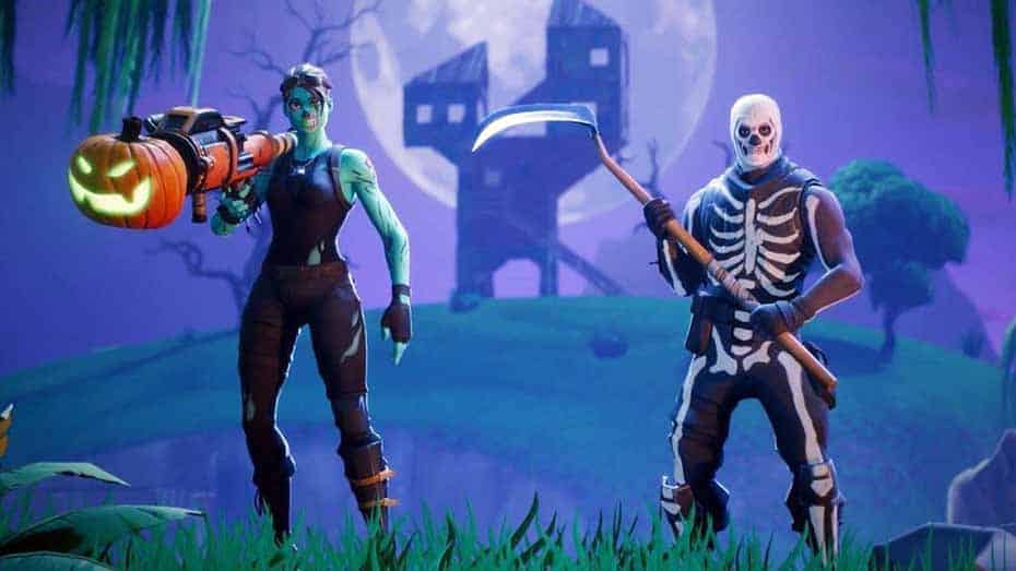 Fortnite's Halloween