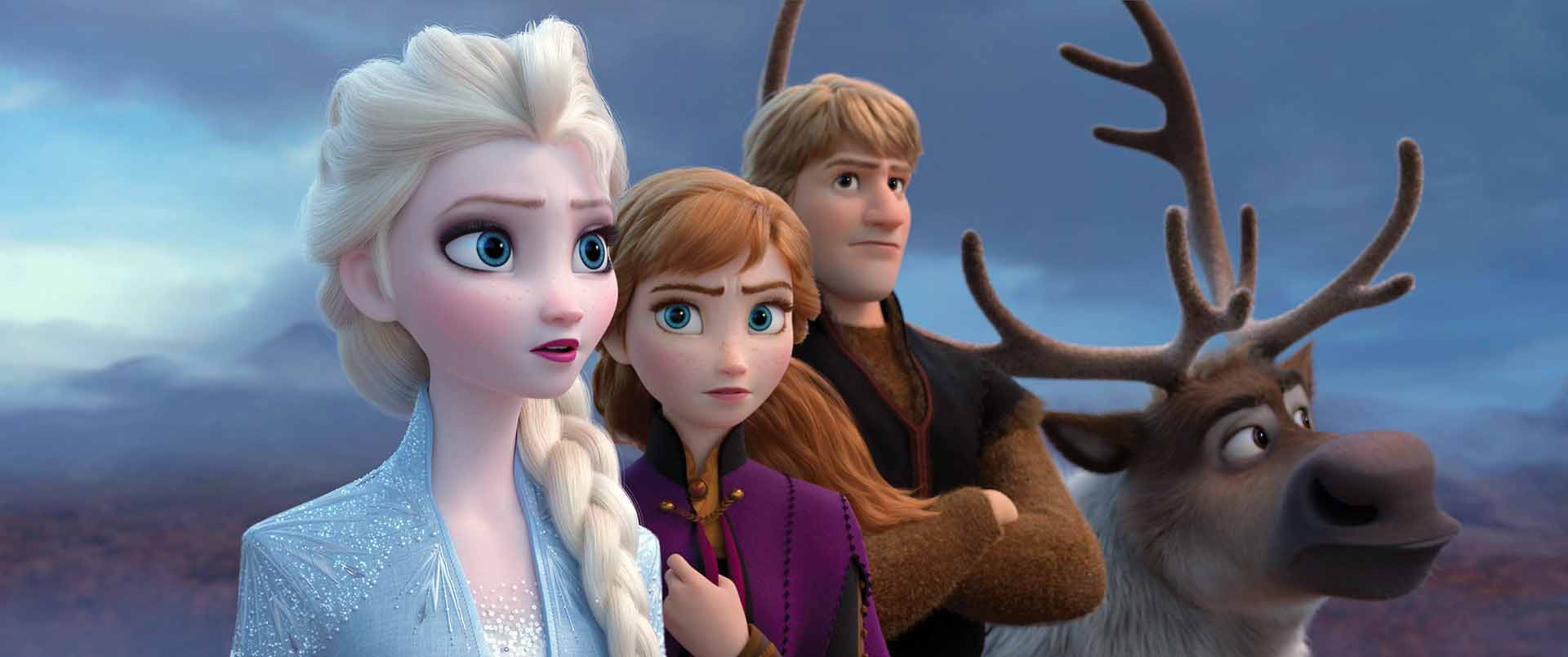 Frozen 2 latest