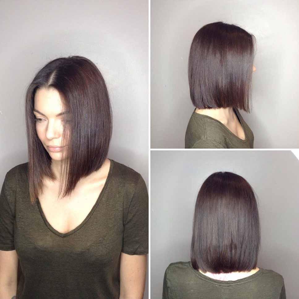 Blunt Bob Hair Style