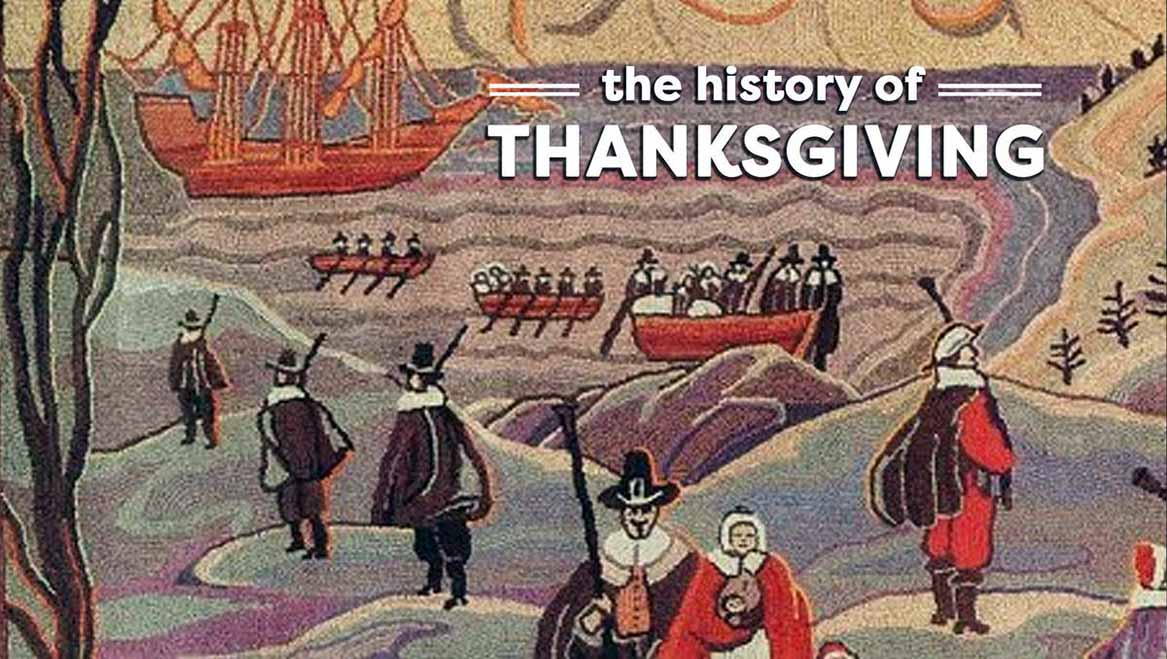 History of Thanksgiving Day