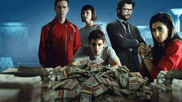 Money Heist or La Casa De