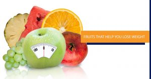 fruits for lose weight