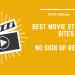 movies streaming list