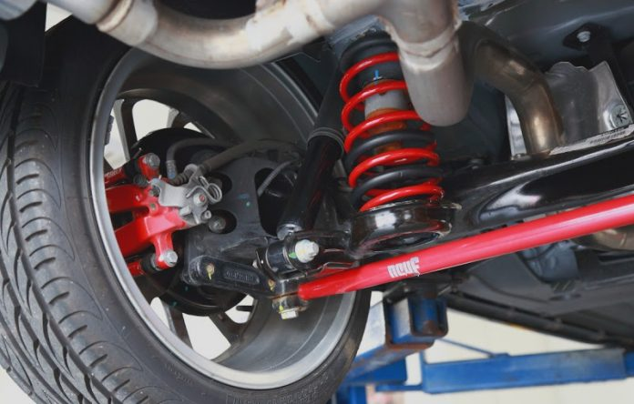 The A.B.S. brake pads Spring