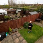 British Man James Campbell Ran a Backyard Marathon and Set Trends