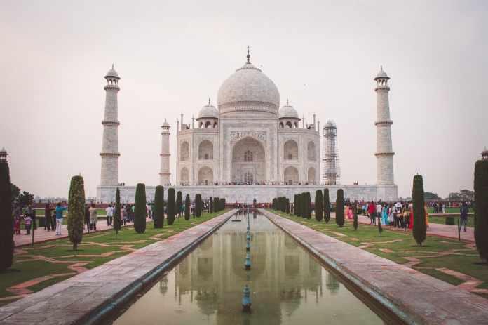 History of the Taj Mahal