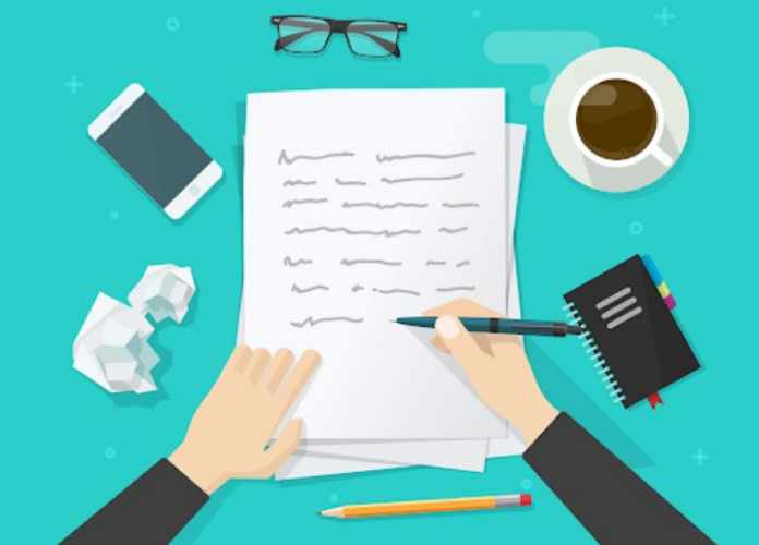 Things you need to know for writing an article